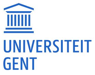Universiteit Gent website